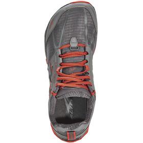 Altra Lone Peak 4 Zapatillas running Hombre, gray/orange
